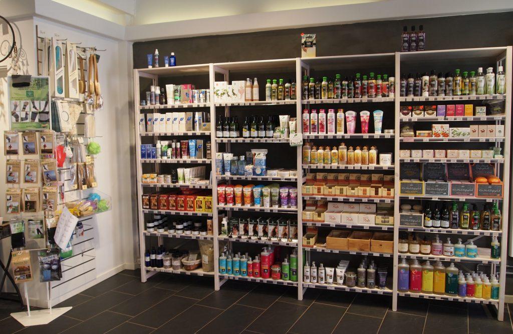 Shampoo, sæbe og hennafarve hos Natur & Trivsel